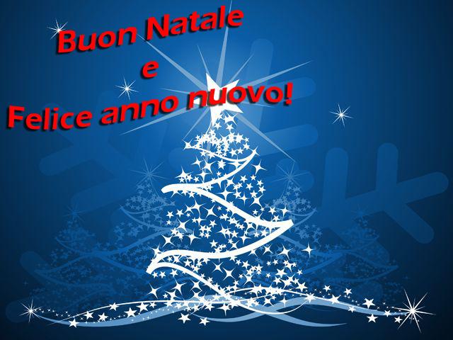 Immagini Animate Buon Natale E Felice Anno Nuovo.Cartoline Di Buon Natale E Felice Anno Nuovo